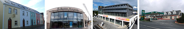 Electrical Contractor Retail Commercial Sector O'Keeffe Electrical Ennis, Clare, Ireland